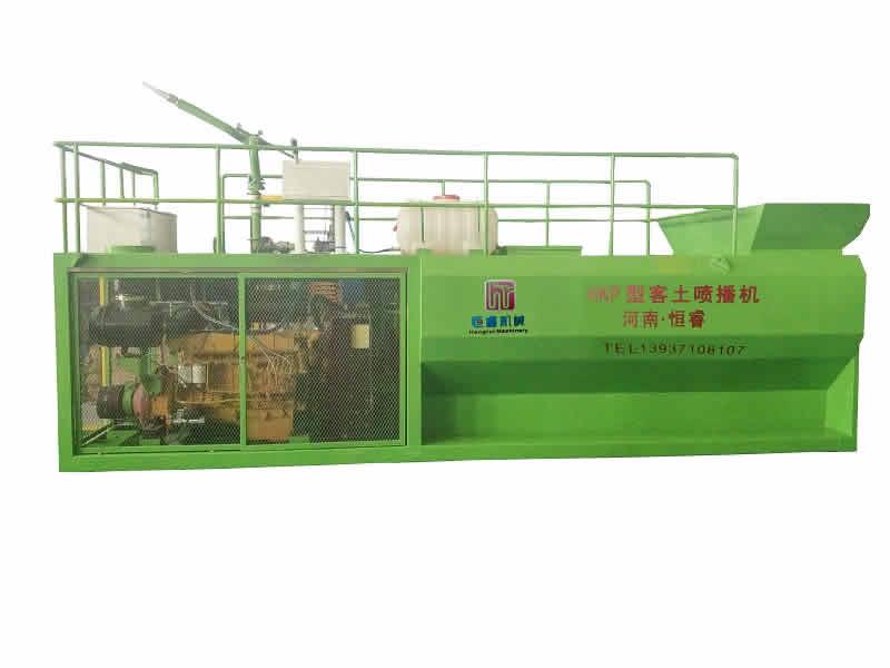 hkp-180矿山绿化喷播机